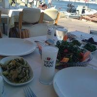 8/9/2013 tarihinde Bülent M.ziyaretçi tarafından Sahil Restaurant'de çekilen fotoğraf