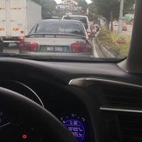 Photo taken at Traffic Light Jalan Sungai Ujong by Matt A. on 2/14/2017