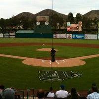 Photo taken at Lake Elsinore Diamond by Nicole G. on 7/11/2013