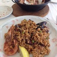 Photo taken at Restaurante El Rincon De Pepe by Hüsnü R. on 7/18/2016