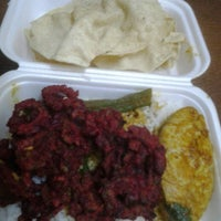Photo taken at Appalam Curry House by Betty S. on 4/30/2015