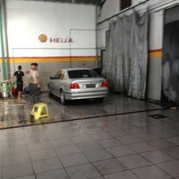 Photo taken at Pilar Tidar Car Wash by Steven A. on 7/17/2013
