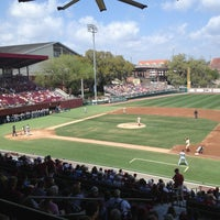 Photo taken at Dick Howser Stadium - Mike Martin Field by Bobby M. on 3/24/2013