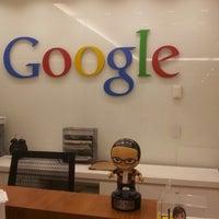 Photo taken at Google Brasil by Déh C. on 3/5/2013