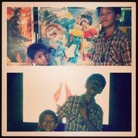 Photo taken at Cinema 2 - SM City Tarlac Cinemas by Dannyson C. on 8/17/2013