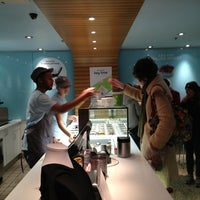Photo taken at Pinkberry by Fred L. on 2/16/2013
