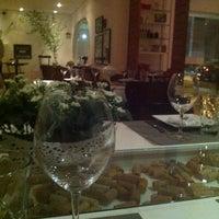 Photo taken at Club Du Vin by Niara L. on 2/15/2014