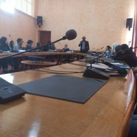 Photo taken at Faculté Des Sciences Mohamed V by Zakaria S. on 3/30/2013