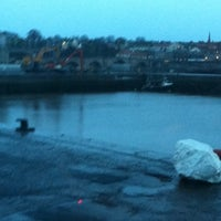 Photo taken at Berwick Upon Tweed Harbour by Shane R. on 12/16/2013
