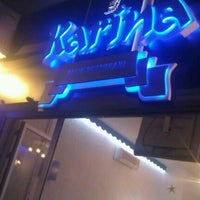 Photo taken at Karina Balık Restaurant by Alper on 11/1/2012