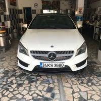 Photo taken at The Garage oto kuaför by HÜSEYİN T. on 9/12/2018