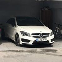 Photo taken at The Garage oto kuaför by HÜSEYİN T. on 10/9/2018