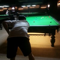 Photo taken at Elite Snooker & Pool Cafe by ♚Xiang Mei♚ on 5/11/2015