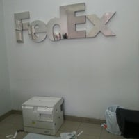 Photo taken at FedEx by Saad A. on 6/23/2013