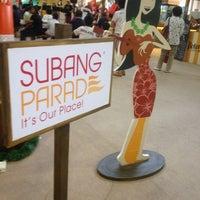 Photo taken at Subang Parade by Mohd Sayful H. on 12/25/2012
