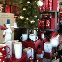 Photo taken at Starbucks by Makenzie J. on 11/18/2012