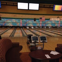 Photo taken at Alley Katz Bowling Center by George W. on 3/22/2014