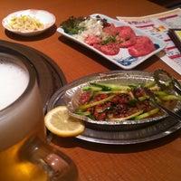 Photo taken at 焼肉たむら 本店(広小路店) by Tarou Y. on 10/19/2012