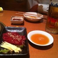 Photo taken at 焼肉たむら 本店(広小路店) by Tarou Y. on 10/26/2012