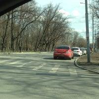 Photo taken at Юннатов, 18 by Олег Ю. on 4/26/2013