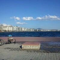 Photo taken at Thessaloniki Port by Delina S. on 5/26/2013