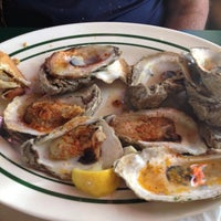 Photo taken at Deckhand Oyster Bar by Brooks M. on 5/12/2013