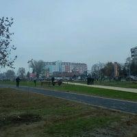 Photo taken at Парк Македонија by Toni D. on 11/21/2012