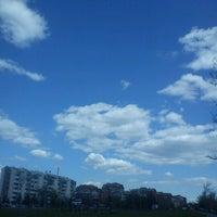 Photo taken at Парк Македонија by Toni D. on 4/14/2013