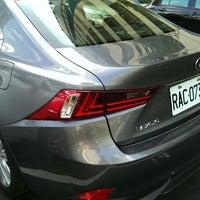 Photo taken at Lexus by Peter Y. on 10/19/2013