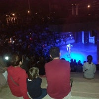 Photo taken at Voyage Sorgun Amphietheatre by Ozan C. on 5/1/2014