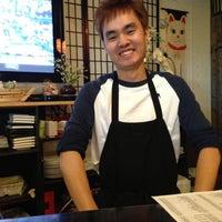 Photo taken at Arigato Japanese Restaurant by Darla T. on 4/27/2013