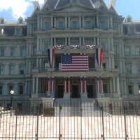 Photo taken at Eisenhower Executive Office Building by Peiyi F. on 7/6/2013