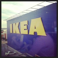 Photo taken at IKEA Centennial by Christopher A. on 7/24/2013