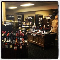 Photo taken at Downtown Fine Spirits and Wines by Christopher A. on 2/28/2013