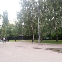 Photo taken at Бульвар «Бродвей» by Cosmo F. on 8/25/2013