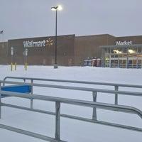 Photo taken at Walmart Supercenter by Matt B. on 1/23/2016