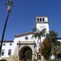 Foto tomada en Santa Barbara Courthouse por Germán G. el 4/20/2013