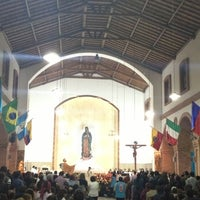 Photo taken at Iglesia Nuestra Señora De Guadalupe by Paco C. on 12/13/2012