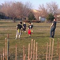 Photo taken at Joslyn School by Al S. on 4/4/2013