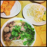 Photo taken at Phnom Penh Noodle House by Joseph C. on 1/5/2013