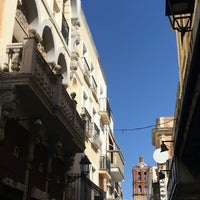 Photo taken at Calle Sevilla by Belén B. on 8/12/2016