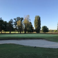 Photo taken at Cento Golf Club by Emanuele C. on 8/15/2017