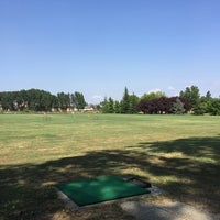 Photo taken at Cento Golf Club by Emanuele C. on 8/1/2016