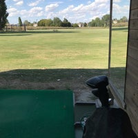 Photo taken at Cento Golf Club by Emanuele C. on 8/14/2017