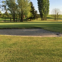 Photo taken at Cento Golf Club by Emanuele C. on 4/16/2016