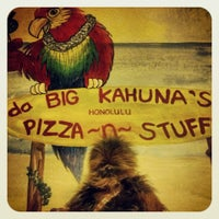 Photo taken at Big Kahuna's by *~RAD~* D. on 5/27/2013