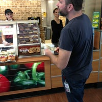 Photo taken at SUBWAY by Dean O. on 8/30/2013