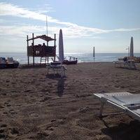 Photo taken at Bagno Aurora by Barbara G. on 7/26/2014