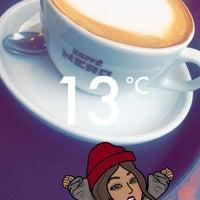Photo taken at Caffè Nero by 🏹🖤 on 8/2/2016