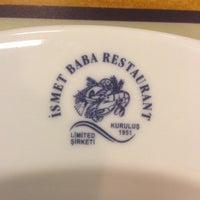 3/1/2013 tarihinde Aysun C.ziyaretçi tarafından İsmet Baba Restaurant'de çekilen fotoğraf